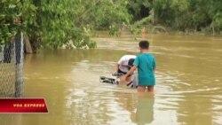 Quốc hội bị chỉ trích vụ mặc niệm nạn nhân lũ lụt