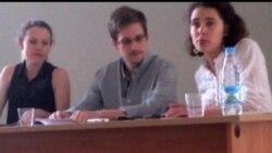 2013-07-13 美國之音視頻新聞: 斯諾登尋求俄羅斯臨時庇護