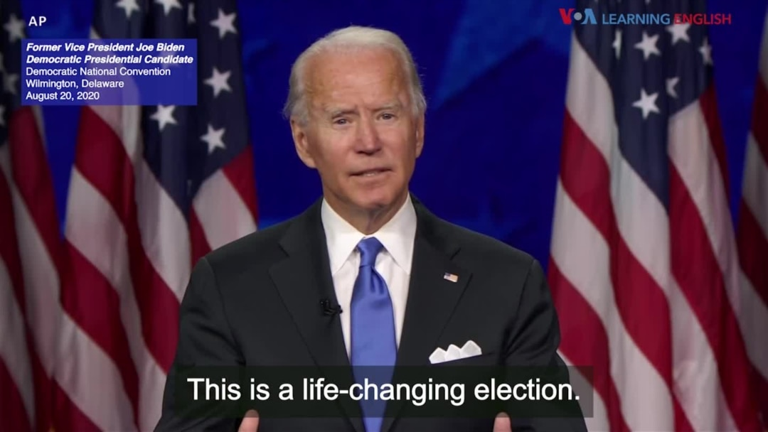 Former Vice President Biden Making 3rd Attempt For Us Presidency