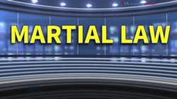 News Words: Martial Law
