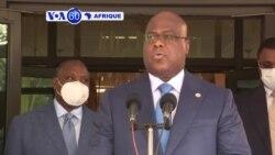 VOA60 Afrique du 17 juillet 2020