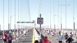 50,000-Plus Runners Get Set for New York Marathon