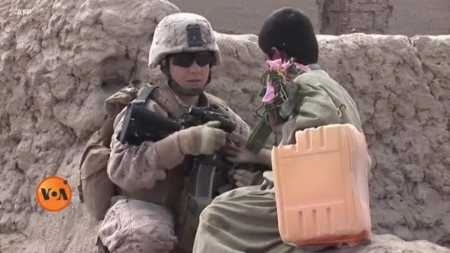 امریکیوں کی اکثریت افغان امن مذاکرات کی حامی