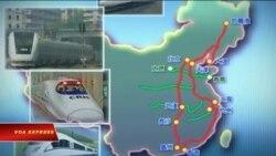 Tuyến đường sắt TQ-Hồng Kông: phép thử cho bà Carrie Lam
