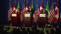 NAFTA danışıqlarının dördüncü raundu başa çatıb