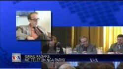 Intervistë me shkrimtarin e madh Ismail Kadare
