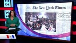 23 Mart Amerikan Basınıdan Özetler