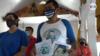 La CIDH señala que represión contra opositores de las últimas semanas ha incrementada la cantidad de solicitudes de protección con medidas cautelares. En la imagen unas joven estudiante expresa repudio al gobierno sandinista. (Foto archivo)