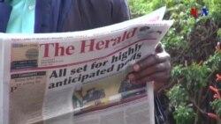 Son bir ildə Zimbabvedə vəziyyət demək olar dəyişməyib