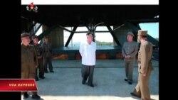 Bắc Triều Tiên thử thành công động cơ phi đạn mới