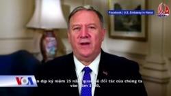 Mỹ tái khẳng định ủng hộ Việt Nam 'vững mạnh và độc lập'