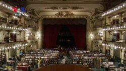 Bookstore in Argentina Becomes Unlikely Tourist Destination