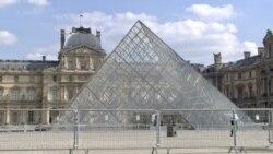 巴黎羅浮宮在關閉近四個月後重新開放
