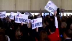 2014-11-04 美國之音視頻新聞: 美國星期二選舉 共和黨或控制國會