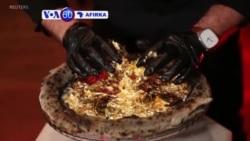 VOA60 AFIRKA: A Tunis An Gano Wata Pizza Mafi Tsada A Afirka, Kowace Pizza Guda Ta Kai Dala 360 Na Amurka