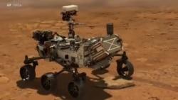 美国将发射火星车探索生命迹象