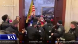 Momentet kur protestuesit futen me dhunë në Kapitol