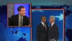 焦点对话: 奥巴马反击罗姆尼