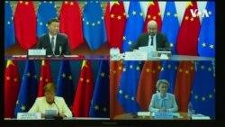 歐盟向中國領導人攤牌:我們要求對等、負責和公平