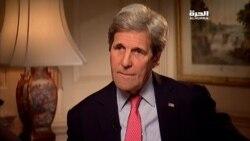 Full Interview: Secretary Kerry Talks to Alhurra