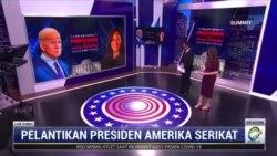 Laporan Langsung VOA-Metro TV Jelang Pelantikan Joe Biden