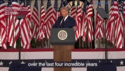 President Donald Trump RNC Speech: August 27, 2020