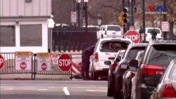 Beyaz Saray'da Hareketli Dakikalar