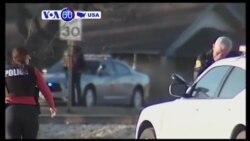 VOA60 America - Multiple Deaths, Injuries in Kansas Shooting Spree