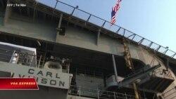 Hàng không mẫu hạm Mỹ sẽ trở lại Việt Nam năm nay?