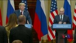 Конгресмени і пересічні американці не підтримують те, як Трамп провів зустріч із Путіним. Відео