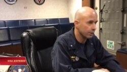 Hàng không mẫu hạm Mỹ thể hiện 'cam kết' ở Biển Đông
