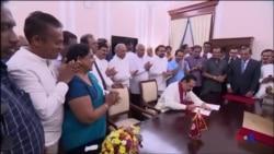 斯里蘭卡陷憲政危機 前親中總統出任新總理
