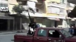 叙利亚安全部队加强对反政府军阵地的攻击