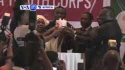VOA60 Afirka: Kungiyar Tarayyar Afrika ta Tura Jami'an Lafia Zuwa Inda Ake da Cutar Ebola, Disamba 04, 2014