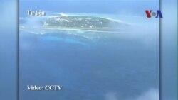 Philippines đề nghị lệnh đình chỉ xây dựng ở Biển Đông