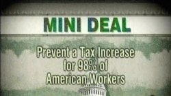 美参议院自设达成协议期限免坠财政悬崖