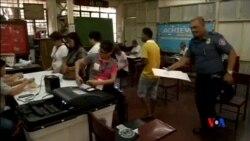 2016-05-09 美國之音視頻新聞: 菲律賓舉行總統選舉