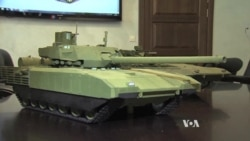 Military Experts Question New Russian Tank Capabilities