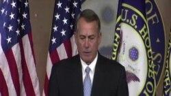 美國眾議院議長貝納將辭職