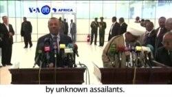 VOA60 Afirka: Faras Ministan Libiya Ya Tsallake Rijiya Da Baya, Libiya, Mayu 27, 2015