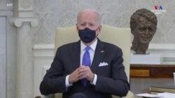 ԱՄՆ նախագահ Ջո Բայդենն ասել , որ իր վարչակազմը աշխատում է Իրաքում ամերիկյան բազայի դեմ հարձակման մեղավորներին գտնելու ուղղությամբ