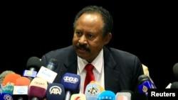 Waziri mkuu wa Sudan Abdalla Hamdok