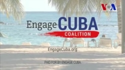 Comercial estadounidense busca terminar el embargo a Cuba