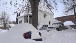 紐約州水牛城大雪成災