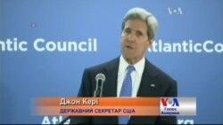 Керрі : Росія змінює баланс у Європі