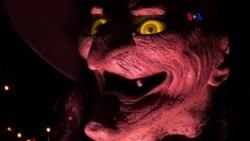 Terroríficas casas de Halloween