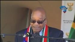 """南非總統祖馬:曼德拉病情""""持續""""改善"""