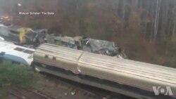 美国家运输安全委员会对美铁事故发动调查