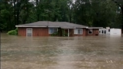 Southern Louisiana Facing Long Road to Recovery