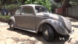 Even Old Cars Expensive in Ethiopia